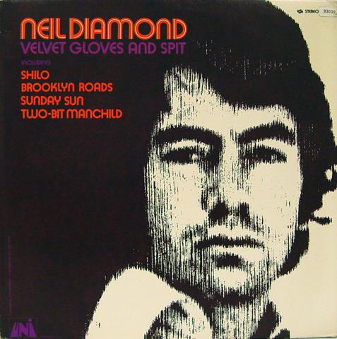 "Neil Diamond Vinyl 12"""
