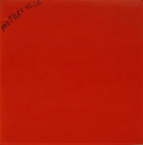 """Motorcycle Vinyl 12"""""""
