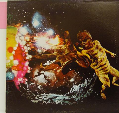 """Santana Vinyl 12"""""""