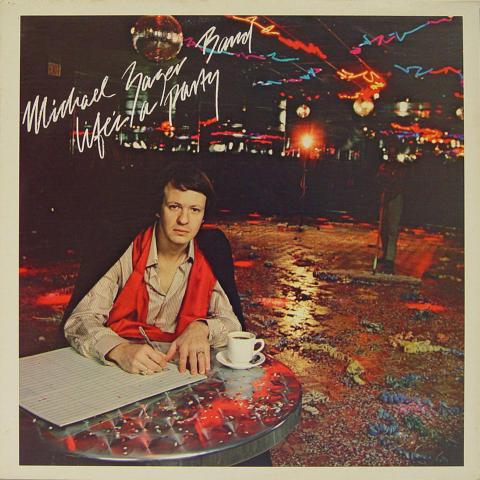 "Michael Zager Band Vinyl 12"""