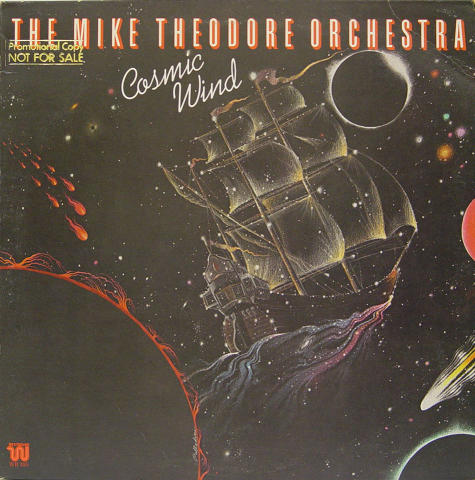 """The Mike Theodore Orchestra Vinyl 12"""""""