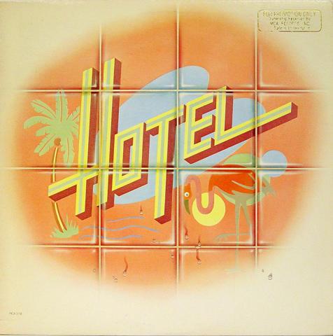 "Hotel Vinyl 12"""