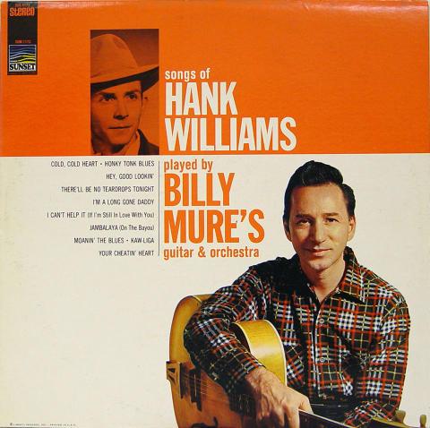 "Billy Mure Vinyl 12"""