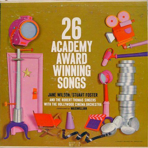"Jane Wilson Vinyl 12"""