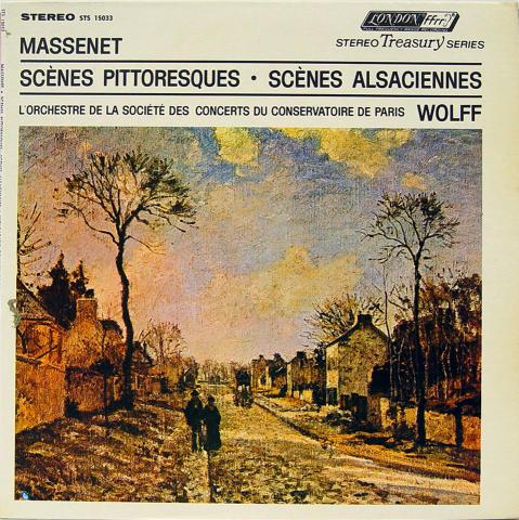 "Massenet Vinyl 12"""
