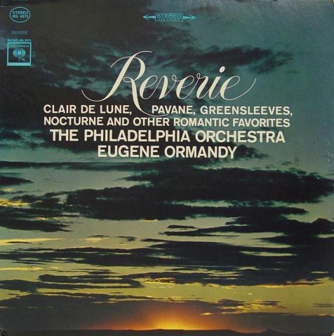 "The Philadelphia Orchestra Vinyl 12"""