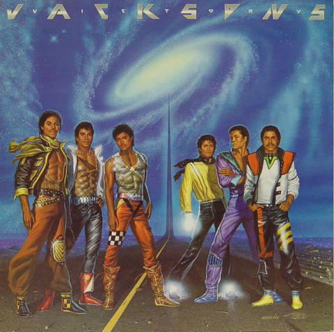 "The Jacksons Vinyl 12"""