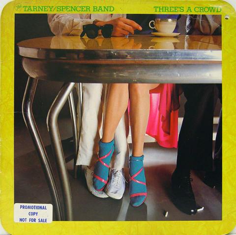 """Tarney/Spencer Band Vinyl 12"""""""
