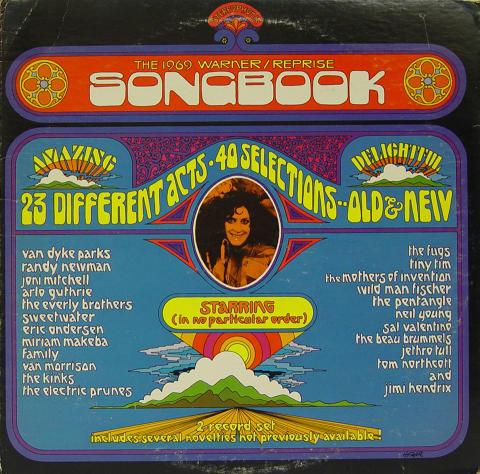 "The 1969 Warner/Reprise Songbook Vinyl 12"""