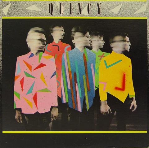 """Quincy Vinyl 12"""""""