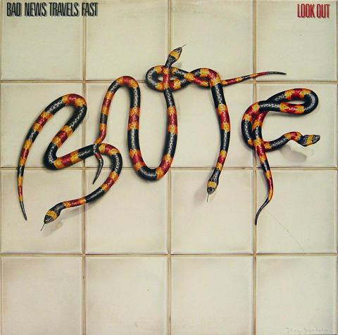 "Bad News Travels Fast Vinyl 12"""