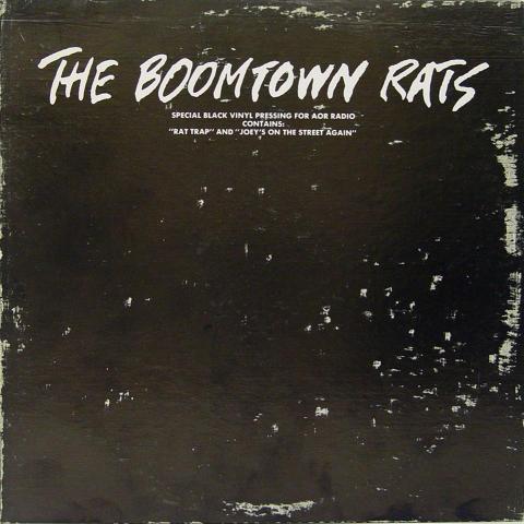 "Boomtown Rats Vinyl 12"""