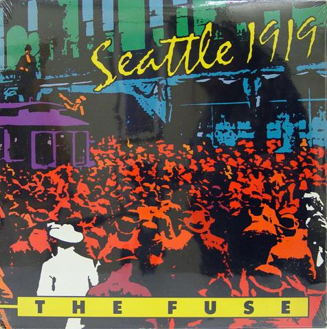 "The Fuse Vinyl 12"""