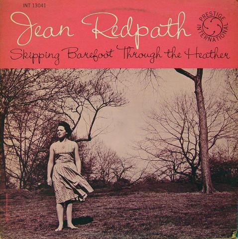 "Jean Redpath Vinyl 12"""