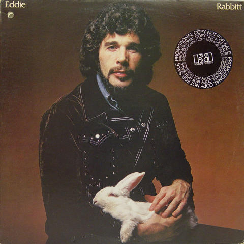 "Eddie Rabbitt Vinyl 12"""
