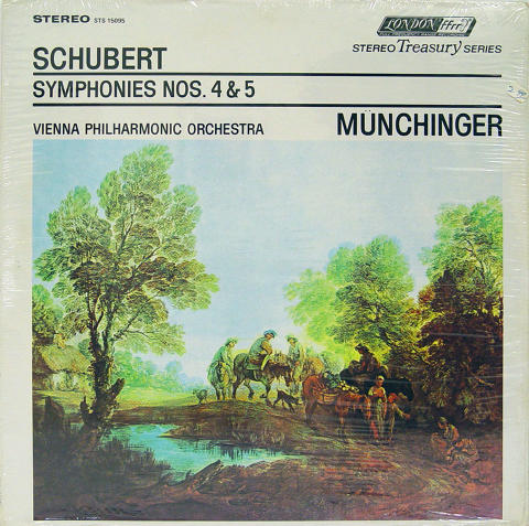 "Vienna Philharmonic Orchestra Vinyl 12"""