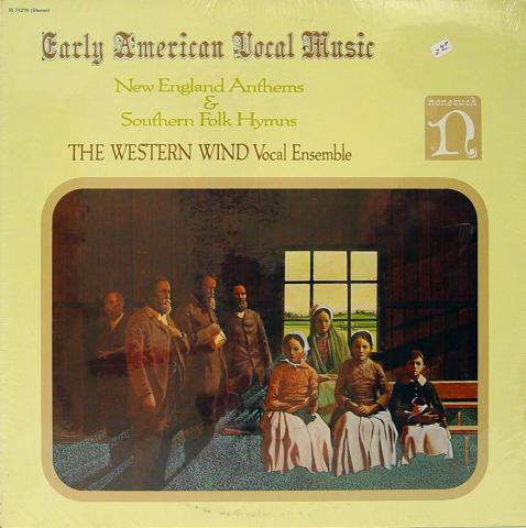 "The Western Wind Vocal Ensemble Vinyl 12"""
