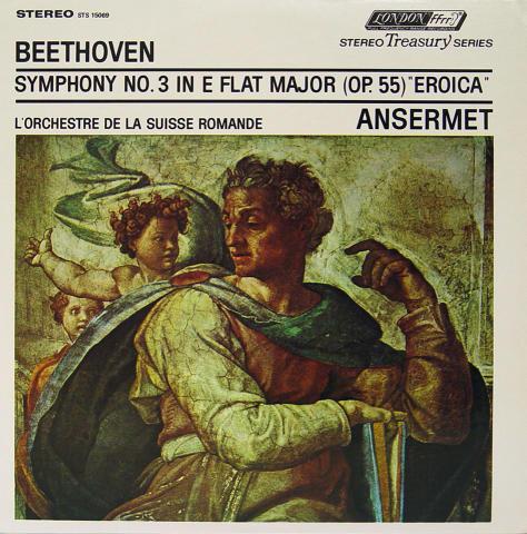 """L'Orchestre De La Suisse Romande Vinyl 12"""""""