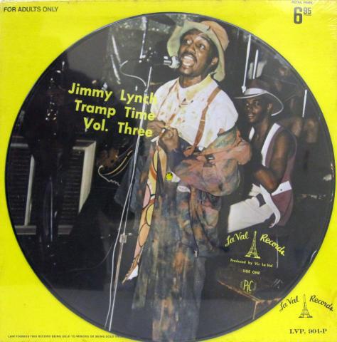 "Jimmy Lynch Vinyl 12"""