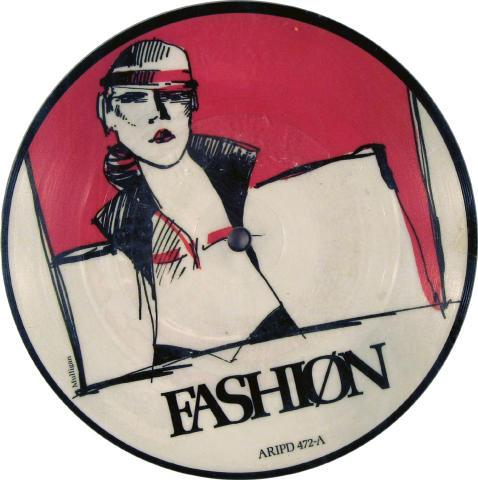 "Fashion Vinyl 7"" (Used)"