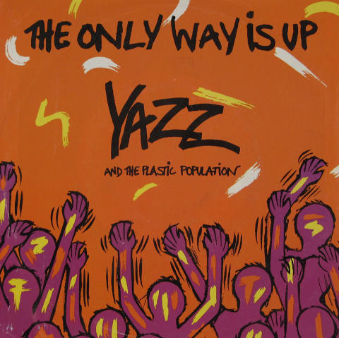 "Yazz and the Plastic Population Vinyl 7"" (Used)"