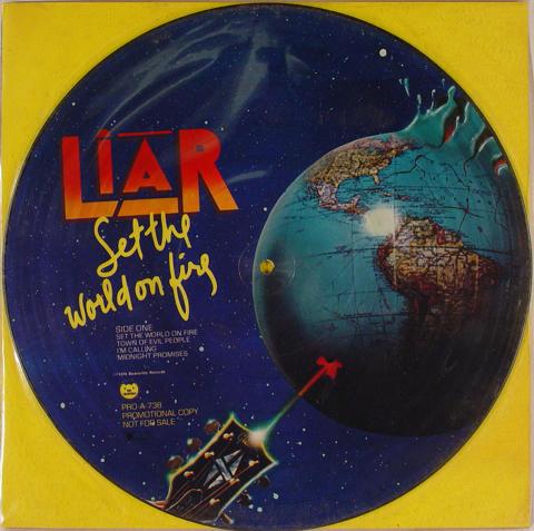 "Liar Vinyl 12"""