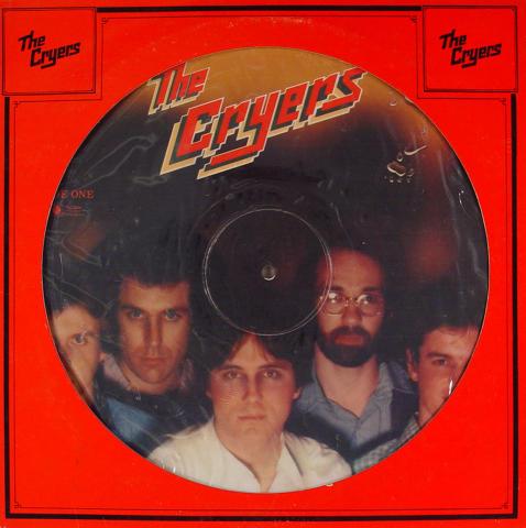 "The Cryers Vinyl 12"""