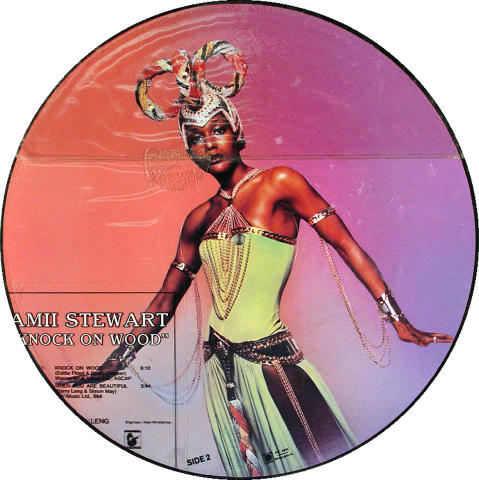 "Amii Stewart Vinyl 12"""