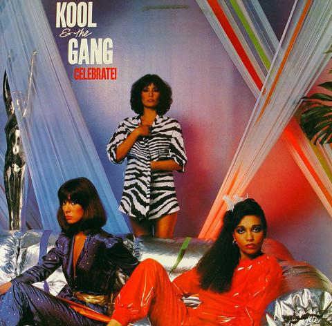 "Kool & The Gang Vinyl 12"""