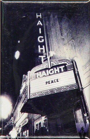Straight Theatre Magnet