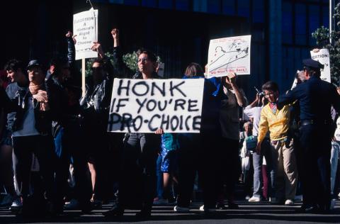 Protest Fine Art Print