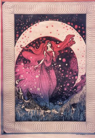 The Oracle Fine Art Print