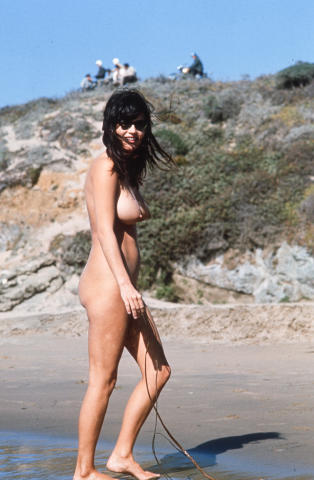Nude Beach Fine Art Print