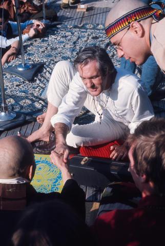 Timothy Leary Fine Art Print