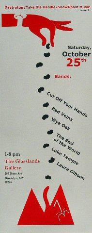 Cut Off Your Hands Poster