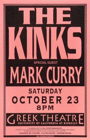 The Kinks Poster