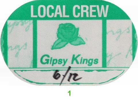 Gipsy Kings Backstage Pass