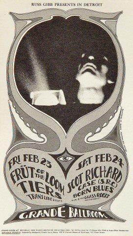 Frut of the Loom Handbill