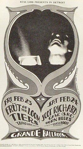 Frut of the Loom Postcard