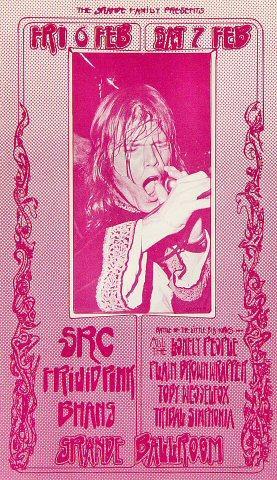 SRC Handbill