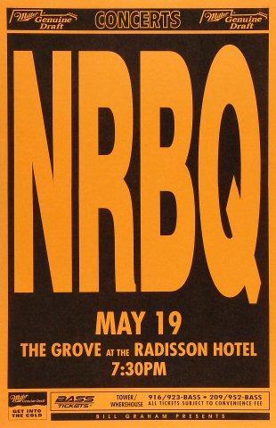 NRBQ Poster