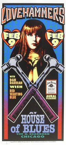 Lovehammers Poster
