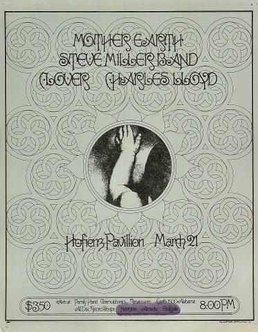 Mother Earth Handbill