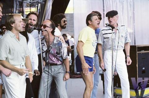 The Beach Boys Fine Art Print