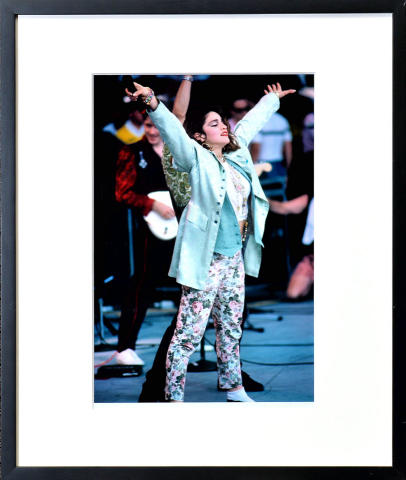 Madonna Framed Fine Art Print