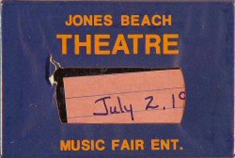 Music Fair Pin