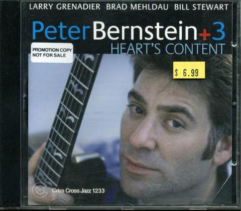 Peter Berstein + 3 CD
