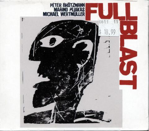 Peter Brutzmann CD