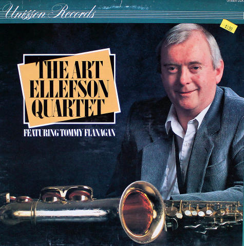 The Art Ellefson Quartet Vinyl 12""