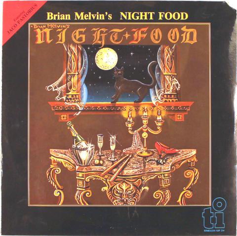 """Brian Melvin Vinyl 12"""""""